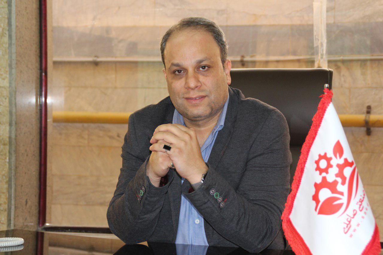 مصاحبه شبکه ایران کالا با مهندس یاوری